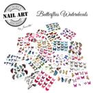 Butterflies-Waterdecals