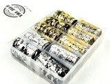 FOIL BOX FOILED LACE_