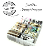 FOIL BOX HAPPY NEWSPAPER_