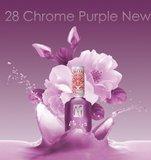 Moyra stamping lak SP28 chrome purple_