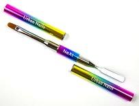 UN Double NeXt Brush Rainbow
