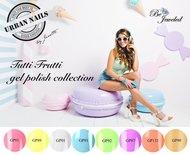 Tutti Frutti Gel Polish Collection