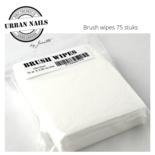 Brush Wipes 75 stuks