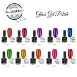 Glass Gel polish Collectie TG01 tem TG10