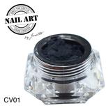 Carving Gel CV01 zwart