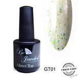 Glitter Top Gel GT01