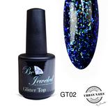Glitter Top Gel GT02