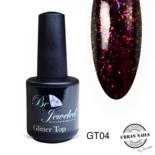 Glitter Top Gel GT04
