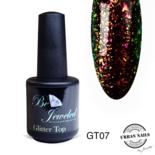 Glitter Top Gel GT07