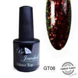 Glitter Top Gel GT08