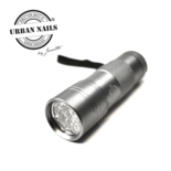 Flashlight UV Silver