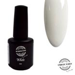 Rubber base gel White 15ml