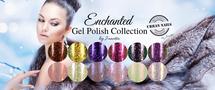 Enchanted 1 Gel Polish Collection 5+1 gratis