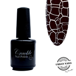 Crackle Nail Polish 04 Bruin