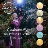 Enchanted 2 Gel Polish Collection 5+1 gratis