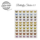 BUTTERFLY STICKER 03