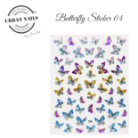 BUTTERFLY STICKER 04