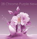 Moyra stamping lak SP28 chrome purple