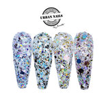 Limited Glitter Collection April