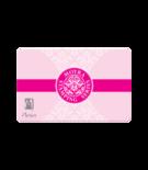 Moyra Scraper Mini  01 Light Pink