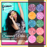 Summer Vibes 2 glitters by Janetta