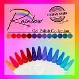 Rainbow Gel Polish Collection 11+2 GRATIS