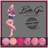 Bubble Gum Glitter Collection