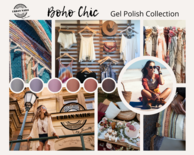 Boho Chic Gel Polish Collection