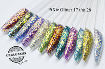 PiXie Glitter Collection 17-28