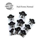 Nail Forms Normal 100st