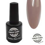 Rubber base gel Taupe 15ml