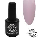 Rubber base gel Liliac 15ml