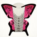 Stiletto Sjablonen Vlinder 500 stuks