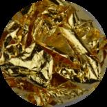 Bladgoud 02 goud