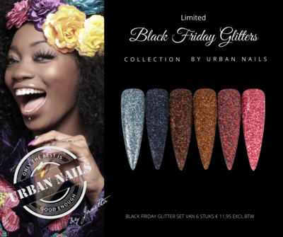 Limited Black Friday Glitter Collection