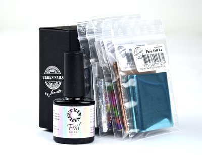 Workshop Nail Art Basics met Glitter/Folie/Pigmenten...