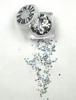 Mardi Gras 01 zilver/silver