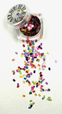 Mardi Gras 12 multicolor