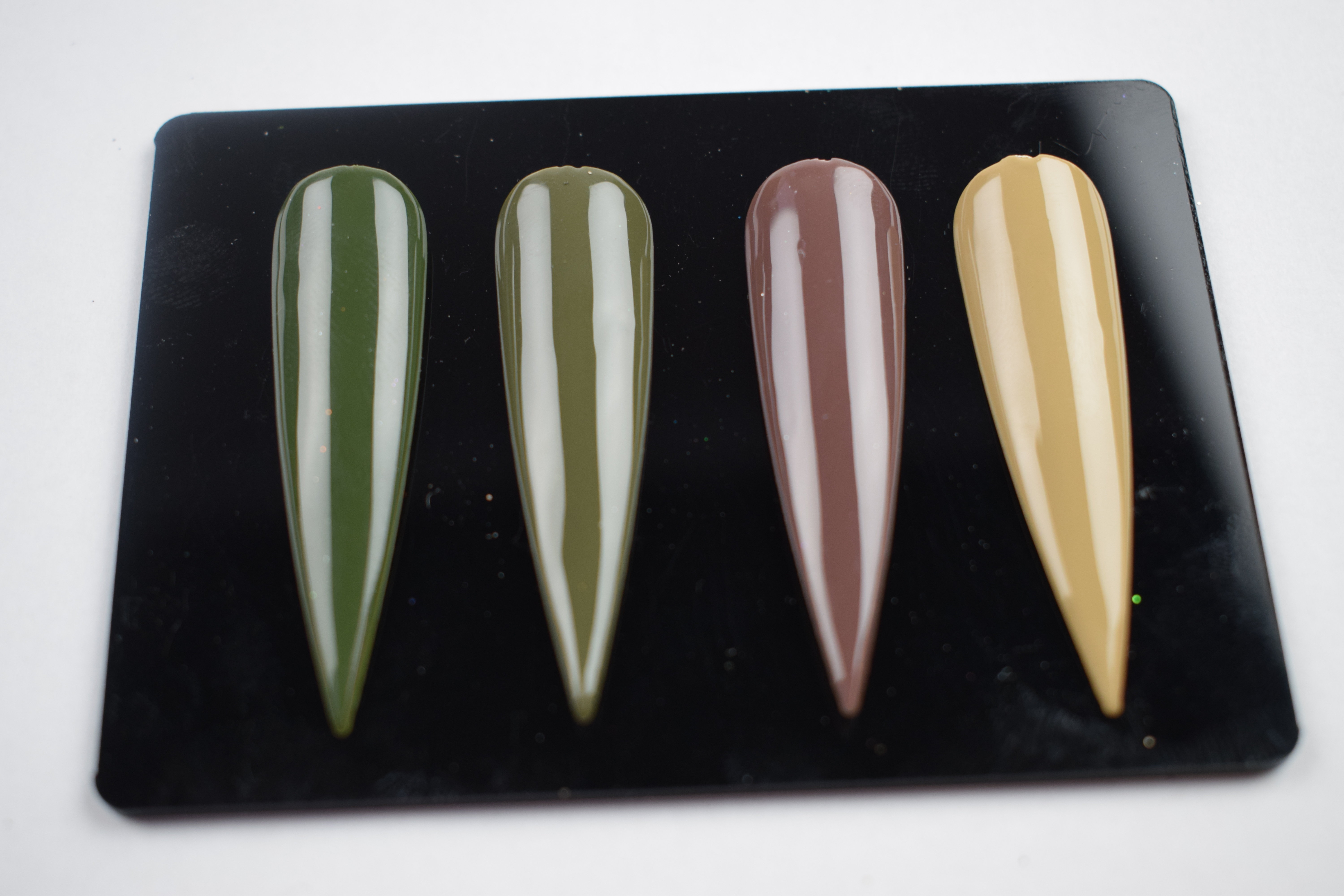 ARMY GEL POLISH COLLECTION 4ST