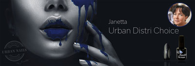 """BE JEWELED DISTRI COLOR """"JANETTA"""""""