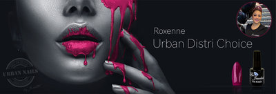 """BE JEWELED DISTRI COLOR """"ROXENNE"""""""