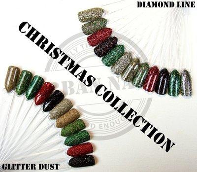 Christmas Diamond Line Collection