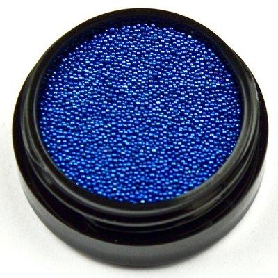 Caviar Beads 13 (donkerblauw)