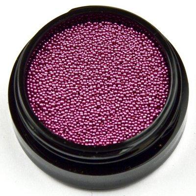 Caviar Beads 19 (donker roze)