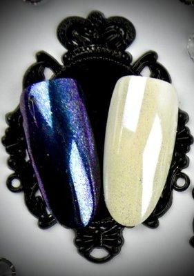 Urban Nails Parelmoer Pigment Blauw