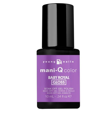 YN MANI.Q COLOR 10 ML BABY ROYAL