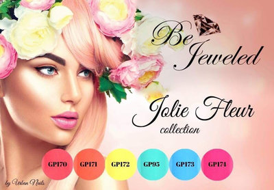 Be Jeweled Jolie Fleur collection