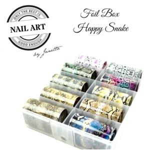 FOIL BOX HAPPY SNAKE