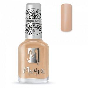 Moyra stamping nail polish SP18 Beige
