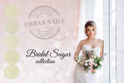 Urban Nails Bridal Glitter Collection